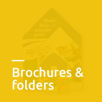 Brochures & folders